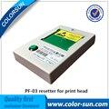New PF-03 PF 03 Reset Printhead for Canon iPF500 IPF 600 700 810 815 820 iPF5000 6000S 8000 9000 Print Head Resetter