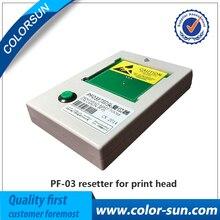 Resetter PF03 PF-03 Cabezal de Impresión Para Canon IPF500 IPF510 IPF600 IPF605 IPF610 IPF710 IPF720 IPF810 IPF815 reseteador del cabezal de impresión