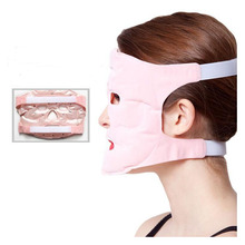 Facial Tourmaline Gel gel Magnet Beauty Mask.Facial Slimming Beauty Massage.Face Mask.Thin Face Remove Pouch Health Care