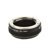 MD M4/3 adaptör dijital halka Minolta MD MC Lens mikro 4/3 montaj kamera EM P1 EM P2
