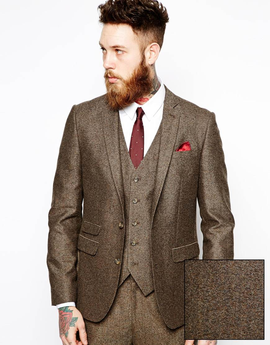 Online Get Cheap Brown Tweed Coat -Aliexpress.com | Alibaba Group