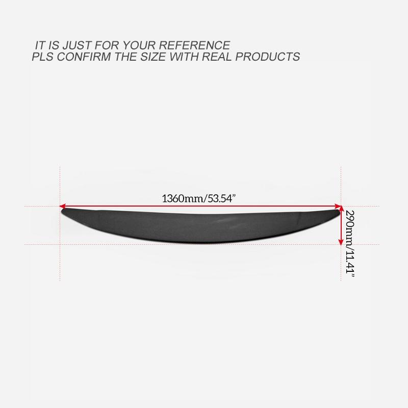 Pour Toyota 08'. 05 ~ 11'. 11 Prius ZVW30 RR-GT TMK Style FRP fibre de verre toit Spoiler en Fiber de verre aile arrière lèvre Tuning corps de dérive