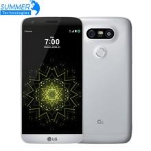 Original Unlocked LG G5 Quad Core Mobile Phone 4GB RAM 32GB ROM Display 5.3″ QHD IPS 16MP Fingerprint FDD LTE Smartphone