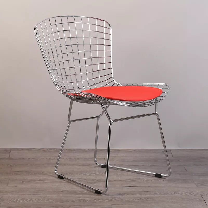 Outdoor Wire Chairs Target Camp Free Shipping U Best Modern Replica Lucy Dining Chair Bent Metal