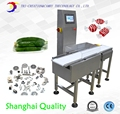 automatic box check weigher machine with kicker,high speed bag/bottle weight inspection machine,weight checker
