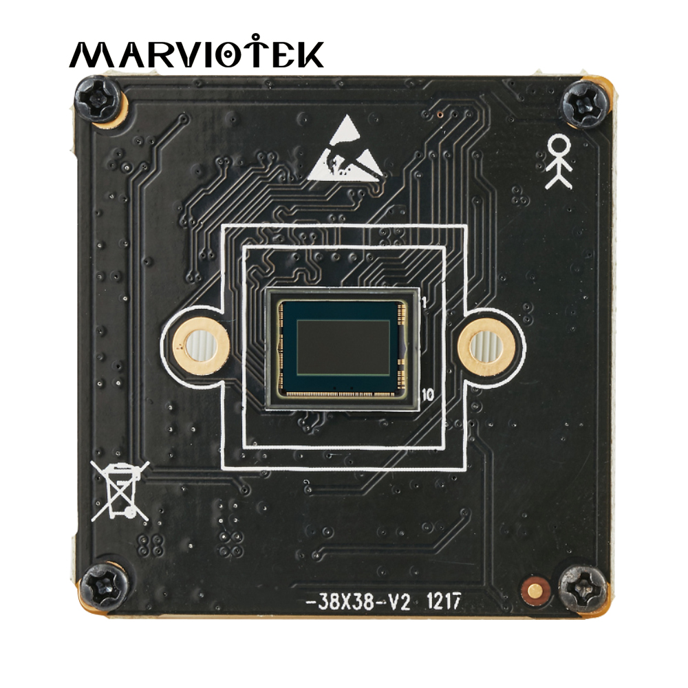 4K ip camera module Sony <font><b>IMX274</b></font> starlight cctv camera 1080P 8MP security video surveillance camera with wi-fi alarm TF card port image