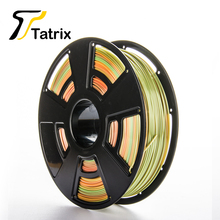 High Precision 1.75MM PLA 1KG 350M 1 Roll 3D Printer Filament Gradient Color 3D Printing Machine Material