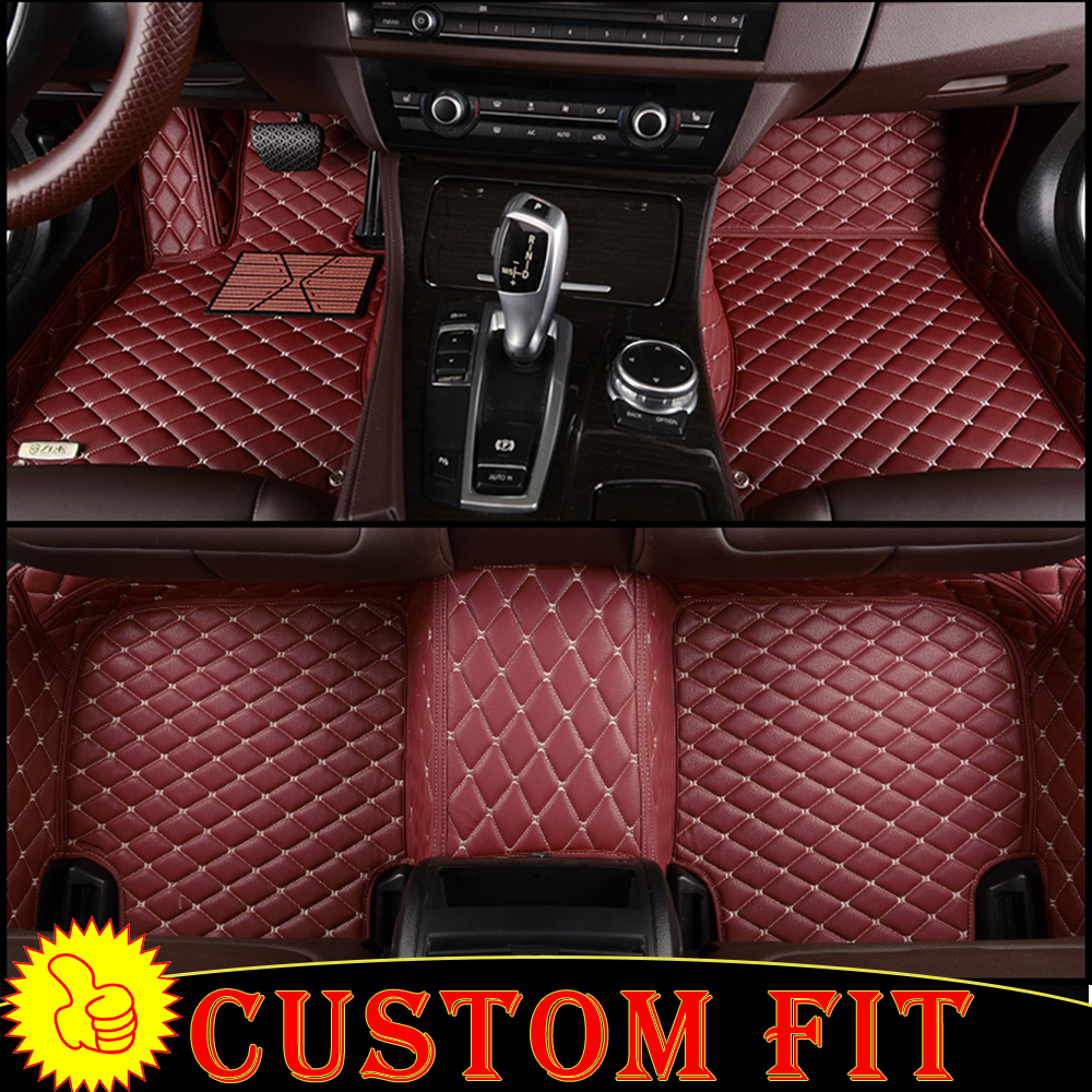 Custom Fit Car Floor Mats Liners For Volkswagen Vw Tiguan