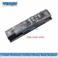 Genuine PI06 PI09 Laptop Battery For HP Pavilion 15 17 Envy 15 17 710416 001 709988