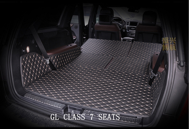 Suv Floor Mats >> Topmats Floor Mats For Mercedes Gl Calss 7 Seats Suv Cargo Liner Car