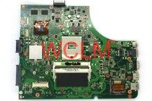 free shipping original X53S A53S K53SJ K53SV motherboard MAIN BOARD REV 2.1 GT520M N12P-GV-B-A1 100% Tested Working