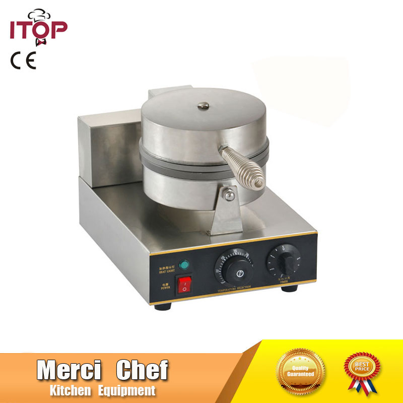 Food Processor 1 PC Electric Waffle Pan Muffin Machine Eggette Wafer Waffle Egg Makers Kitchen Machine Applicance 220v food processor electric fruit vegetable cutter with 4 blades potato cutting machine restaurant kitchen applicance