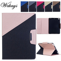Wekays Für Apple IPad Pad Mini 4 Mix Farben Leder Fundas Fall sFor Coque Apple IPad Mini 4 Tablet Abdeckung Fall sFor Ipad Mini4