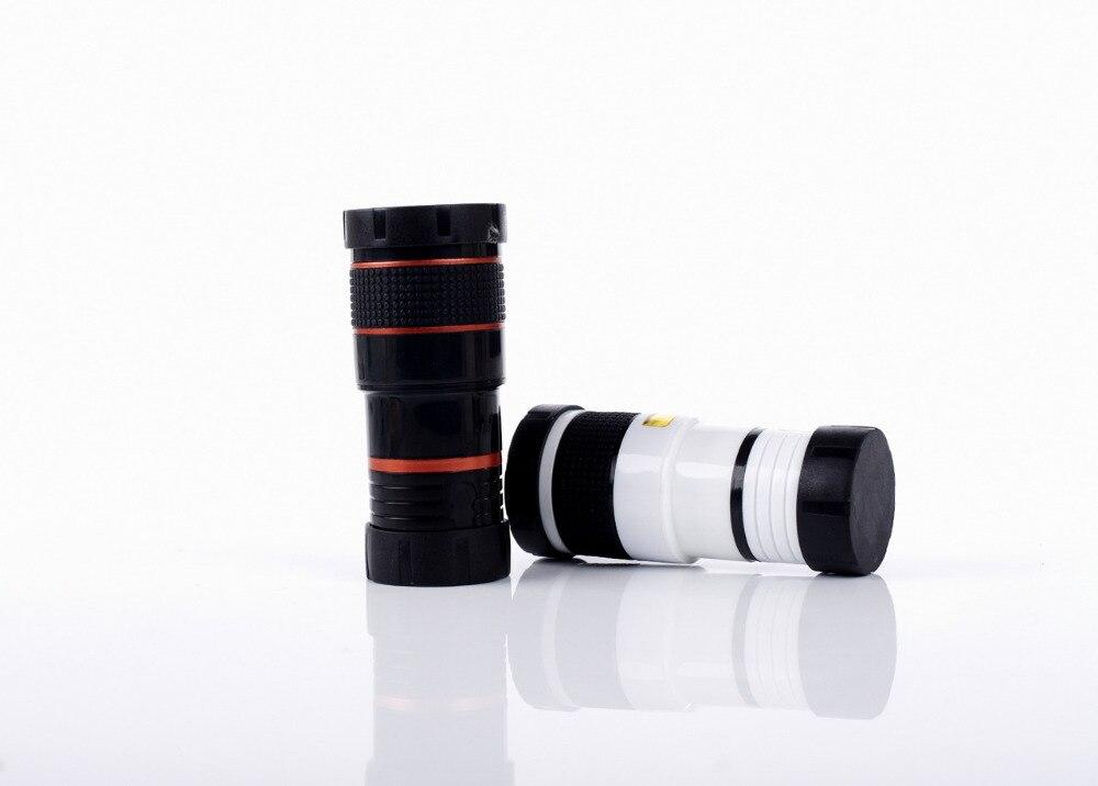 Optischer zoom handy teleskop mit clip kamera objektiv für sony