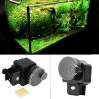Automatic Aquarium Bowl Food Feeder Fish Battery Digital Fish Tank Pet Feeder Automatic Timing Feed Fish