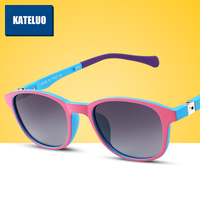 KATELUO Children's Sunglasses Oval Polarized UV400 Kids Goggles Baby Sun Glasses For Boys/ Girls Cute Cool Glasses S1022