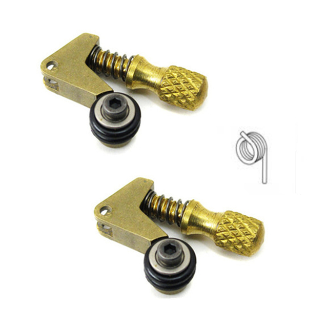 2pcs Brass Needle Bar Retainer With Spring For Rotary Tattoo Machine ...