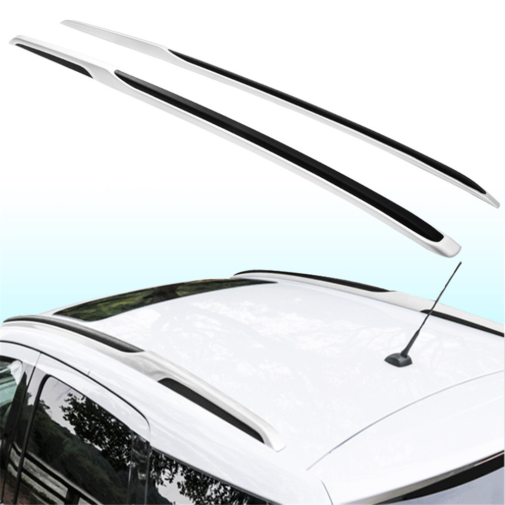 US New style For Chevrolet Equinox 2018 2019 roof rail luggage rack roof rack
