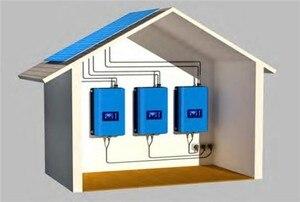 Image 4 - 2000W Solar Grid Tie inverter With internal limiter MPPT pure sine wave grid tie solar inverter 2kw DC45 90V to AC220v 230V 240V