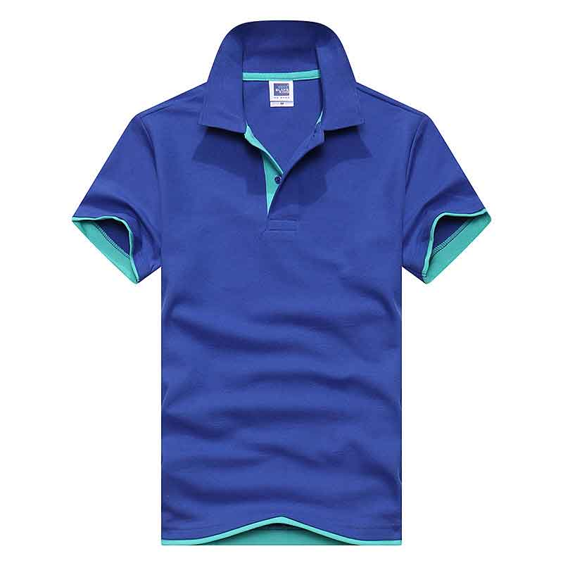 New 2019 Men's brand men Polo shirt D esigual Men's cotton short-sleeved polo shirt sweatshirt T-ennis Free shipping XS-3XL 10
