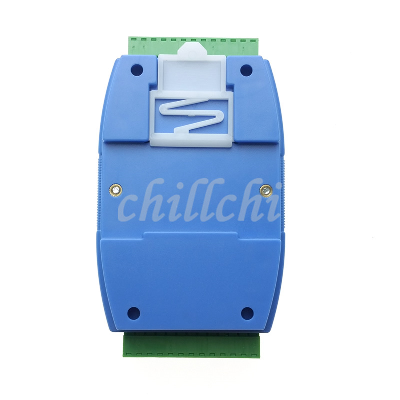 Image 3 - 0 20MA/4 20MA/0 5V/0 10V 8 way analog acquisition and 4 way analog output acquisition module MODBUS RS485-in Integrated Circuits from Electronic Components & Supplies