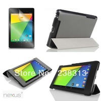 Ultra Slim Leather Smart Cover Case Stand For 2013 Asus Google Nexus 7 2nd II 2