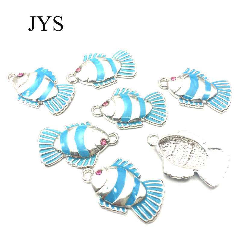 FREE SHIPPING 17*26MM 12PCS/LOT ZINC ALLOY CHARMS METAL CHARMS FISH CHAMRS FOR JEWELRY FINDING FOR NECKLACE BRACELET