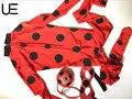 Костюм костюм косплей костюмы дети женщин для девочек marinette кот нуар симпатичный персонаж kostium disfraces чудесное божья коровка ползунки