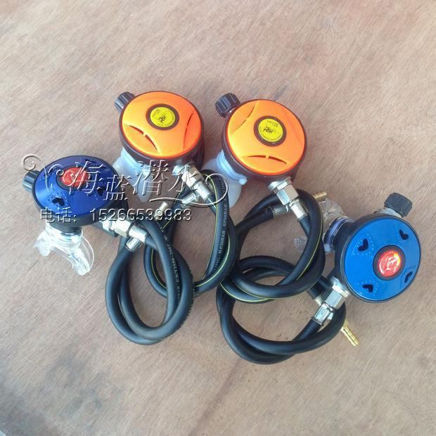 Huacheng diving ventilator second stage diving regulator breathing equipment