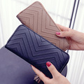 Women Long Wallet Lady Leather Wallet Clutch Checkbook Purse Tassel Purse Women Long Leather Wallet