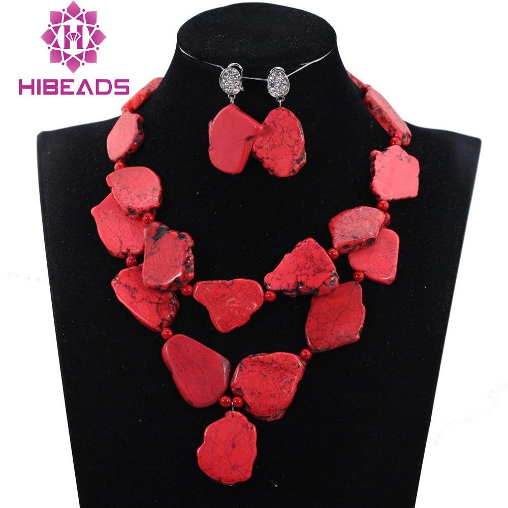 Mode déclaration collier ensemble indien bijoux mariage ensemble violet collier boucles d'oreilles ensemble fête des mères 7 couleurs livraison gratuite TN168 - 4