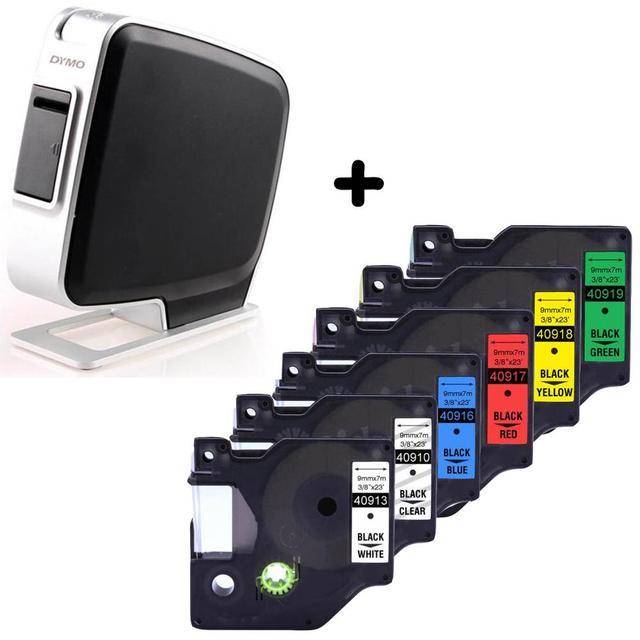 Dymo Pnp Label Printer Kabel Machine Labelmanager Voor Dymo D1 Label Computer Plug En Play Label Tape Cidy 45013 45018 40913