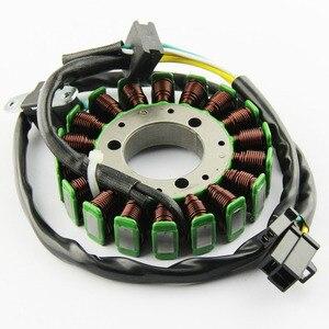 Катушка статора Магнето зажигания мотоцикла для SUZUKI SV650S 32101-19F10 статор двигателя катушка генератора