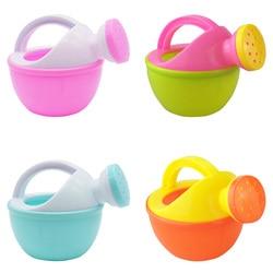 Wanienka do kąpieli zabawka konewka plastikowa konewka zabawki plażowe grać zabawka z piasku prezent dla dzieci|Zabawka kąpielowa|Zabawki i hobby -