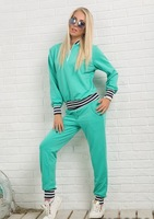 Free Shipping The New Europe And The United States 2016 Autumn Leisure Suit Ebay Hot Style