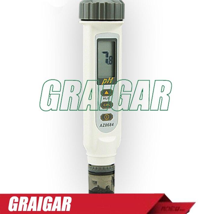Hot sale! ph reagent water pH measuring electronic pH meter az8684