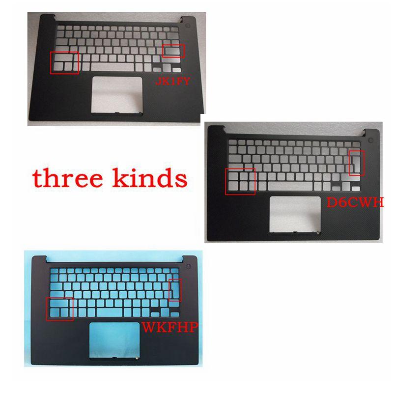 GZEELE NEW Laptop Palmrest upper case cover For DELL For XPS 15 9550 For Precision 5510 0JK1FY JK1FY 0WKFHP WKFHP 0D6CWH D6CWH  GZEELE NEW Laptop Palmrest upper case cover For DELL For XPS 15 9550 For Precision 5510 0JK1FY JK1FY 0WKFHP WKFHP 0D6CWH D6CWH