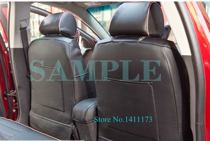 LK-058 Car seat covers (4)