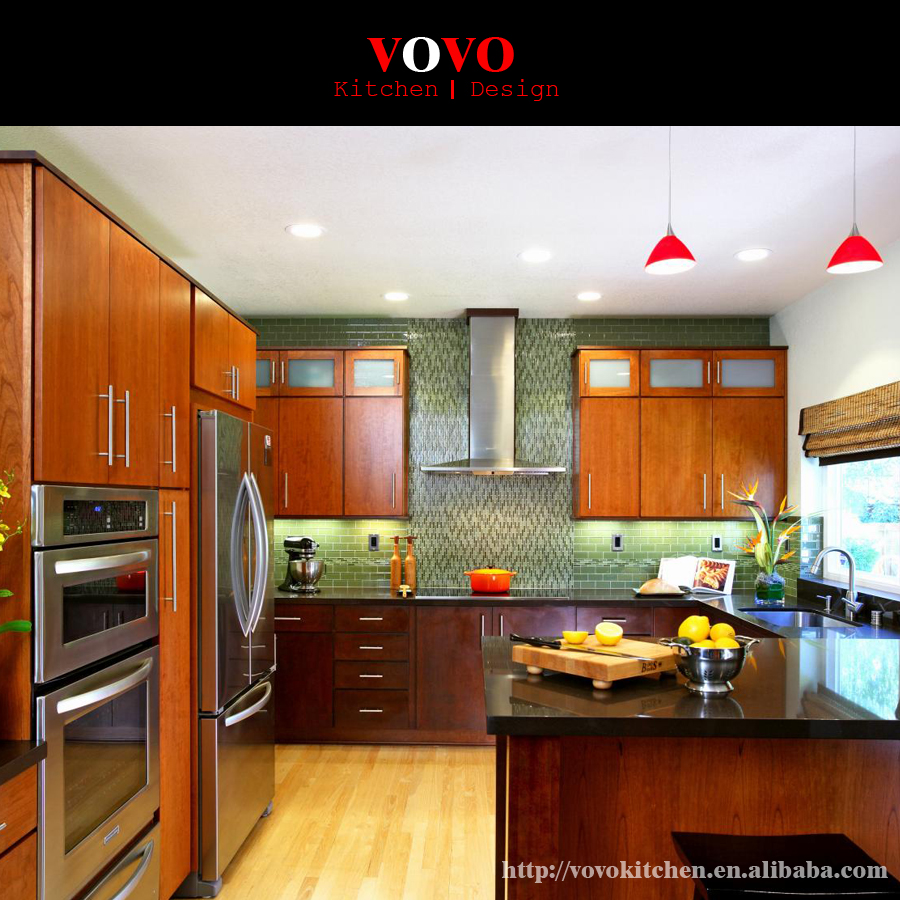 Elegant L Shaped Solid Wood Kitchen Cabinets Latest: Aliexpress.com : Buy U Shape Solid Birch Wood Kitchen