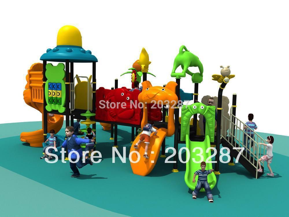 juegos infantiles exterior parque de atracciones a china