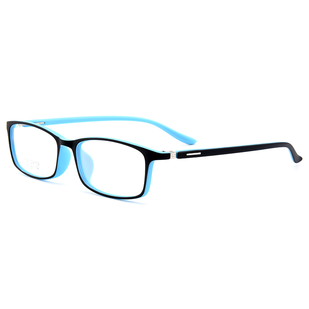 a48a6b4b45 BAONONG New Arrival Trend style Ultralight TR90 Optical Eyeglasses Full Rim  Frame For Men   Women s