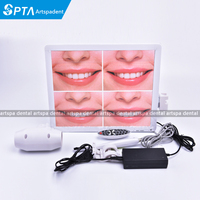 intra Oral Camera System 500mega pixels 17inch LCD monitor with usb Dental endoscope With LCD holder