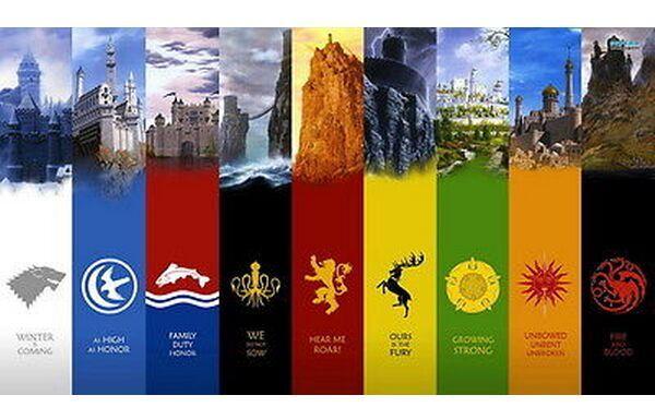 Game Of Thrones-ERHIELT Winter ist Kommende Saison 3 TV Show familien poster...