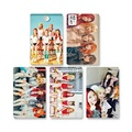 Youpop KPOP Red Velvet Album Photo Card K-POP PVC Plastic Cards Retro Self Made LOMO Card Photocard XK387