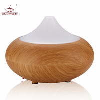 2015 Beautiful Ultrasonic Air Humidifier Wood Purifier Eletric Aroma Diffuser Essential Oil Mist Maker Home
