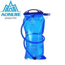 AONIJIE PEVA Сумка для воды на открытом воздухе езда на велосипеде Бег Складная спортивная гидрация мочевого пузыря для кемпинга пешего туризма альпинизма 1Л/1.5Л/2л/3Л