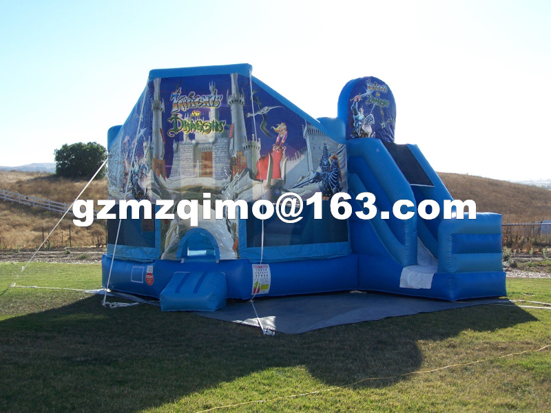 FREE SHIPPING BY SEA PVC Inflatable Slide Jumping House Inflatable Bouncer Combo free shipping by sea popular inflatable water slide inflatable toy for kids