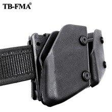 TB-FMA IPSC многоугольная скоростная сумка IPSC Регулировка пластиковый подсумок для журналов съемка конкурентов шутер пистолет скорость mag кобура