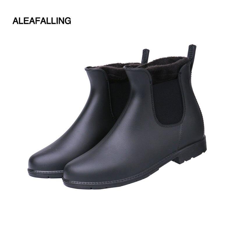 Comprar Botas De Lluvia Aleafalling Nuevo Diseño