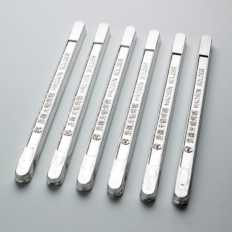 Tools : 500g bright 99 9percent 99 3percent pure tin bar Sn99 9 Sn99 3 Cu0 7 no lead soldering rods